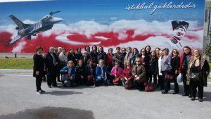 Kadın Kollarımız İstanbul gezisinde