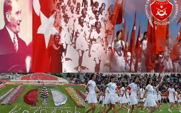 Düvel-i Muazzama ya karşı; özgürlük ve bağımsızlık ateşimizin yakıldığı 19 MAYIS Gazi Mareşal Mustafa Kemal Atatürk'ü Anma, Gençlik ve Spor Bayramımız Kutlu Olsun.