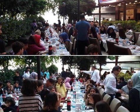 TEMAD Gölcük ailesinin, devlet koruması altında ki çocuklar geleneksel iftar yemeği, başka tarihlerde iki ayrı iftar olarak planlanmıştır.  Katkıda bulunmak isteyenler derneğimize gelerek veya banka hesaplarımıza bağış yapabilirler.