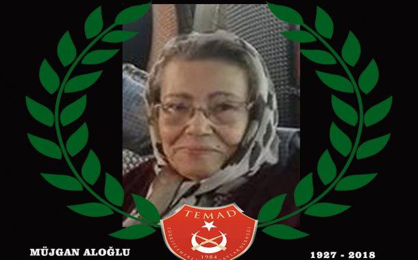 Rahmetli 1948 mezunu Kadri ALOĞLU'nun eşi Müjgan ALOĞLU hakkın rahmetine kavuşmuştur. Mekanı cennet olsun. Merhume bugün öğle namazı Gölcük merkez caminden ebedi istirahatgahına uğurlanacaktır.