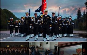 Deniz Astsubay Okulları 128'inci Kuruluş Yıldönümü Töreni 17 Kasım 2018 tarihinde emekli astsubaylar, görevdeki astsubaylar, emekli/muvazzaf öğretmen ve görevli personelin katılımıyla Karamürselbey Eğitim Merkezi Komutanlığı' nda kutlanmıştır.