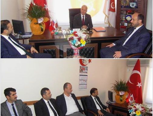 Saadet Partisi Kocaeli İl Başkanı Sayın Nurettin Çelik ve Gölcük İlçe Başkanı Sayın Yaşar YILDIZ ve yönetimleri astsubaylar günümüzü ve kuruluş yıl dönümümüzü kutladı
