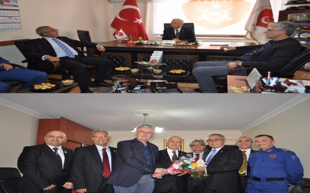 Gölcük Kaymakamı Sayın Mustafa ALTINTAŞ, Gölcük Belediye Başkanı Sayın Mehmet ELLİBEŞ ve Gölcük İlçe Jandarma Komutanı Bnb Burçak KIRCA Astsubaylar günümüzü ve kuruluş yıl  dönümümüzü kutladı.