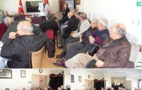 Op. Dr. Namık BADUR tarafından ÜROLOJİ konferansı verildi.