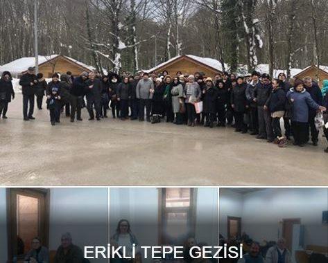 ERİKLİ TEPE GEZİSİ