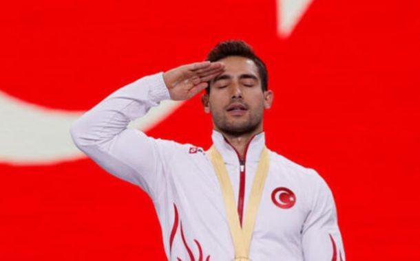 Milli sporcu İbrahim Çolak, Artistik Cimnastik Dünya Şampiyonası'nda halka aletinde altın madalya kazanarak cimnastikte büyükler kategorisinde dünya şampiyonluğuna ulaşan ilk Türk sporcu oldu.