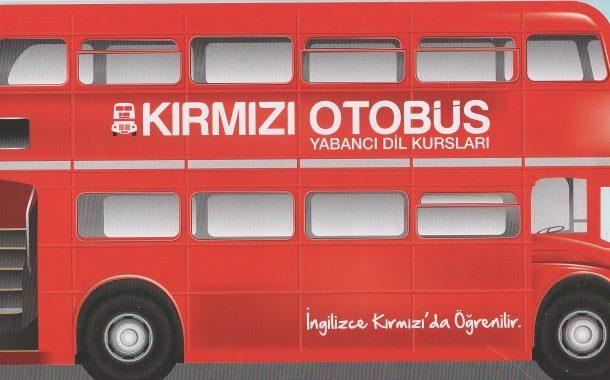 Kırmızı Otobüs Yabancı Dil Kursları ile üyelerimize ve yakınlarına yönelik indirim anlaşması yapılmıştır.