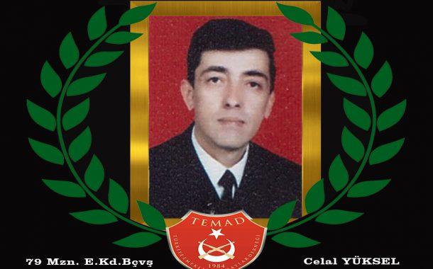 1979 mezunu  E.Kd.Bçvş. Celal YÜKSEL hakkın rahmetine kavuşmuştur. Merhum 07 TEMMUZ Çarşamba  günü Bolu'dan öğlen namazı sonrası ebedi istirahatgahına uğurlanmıştır.